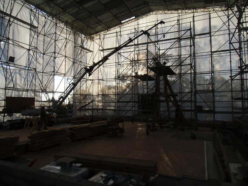 Renovation Charpente - La Fauconnière