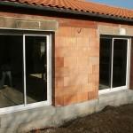 Fenêtres et baie vitrée