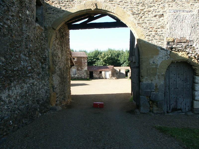Porte et Portail à restaurrer