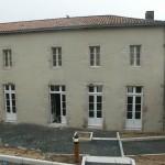 Menuiseries extérieures - Mairie de Montagne sur Sèvre