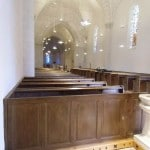 Aménagements intérieurs Eglise IIe d'Yeu St Sauveur