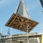 Charpente Eglise - St Georges de Noisné