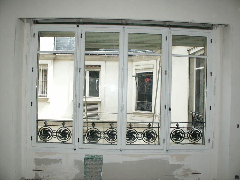Menuiseries extérieures à Paris 6e
