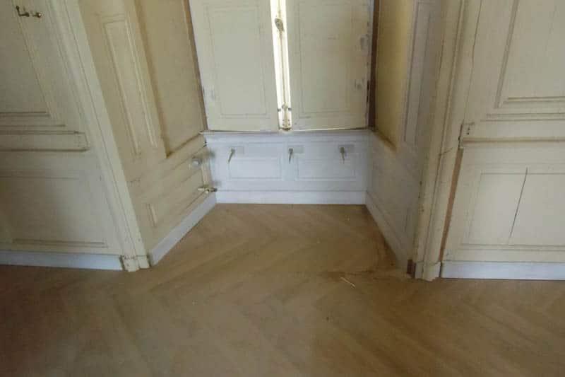 Panneaux lambrissés - Menuiseries intérieures en Vendée (85)