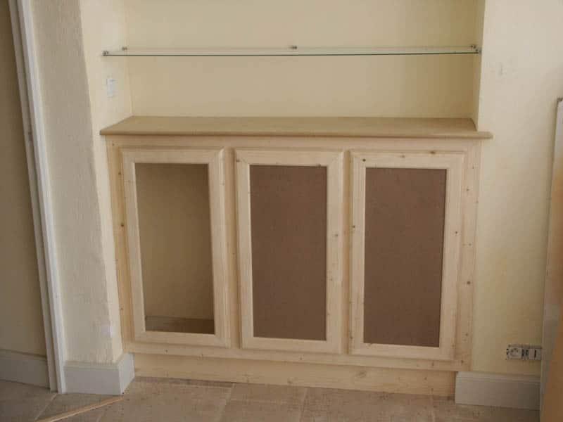 Menuiseries intérieures - façades