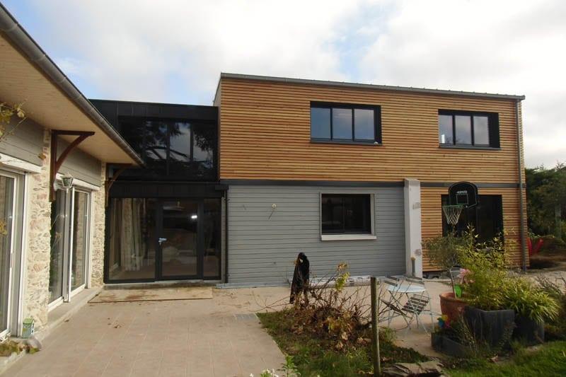 Maison Ossature Bois (44)