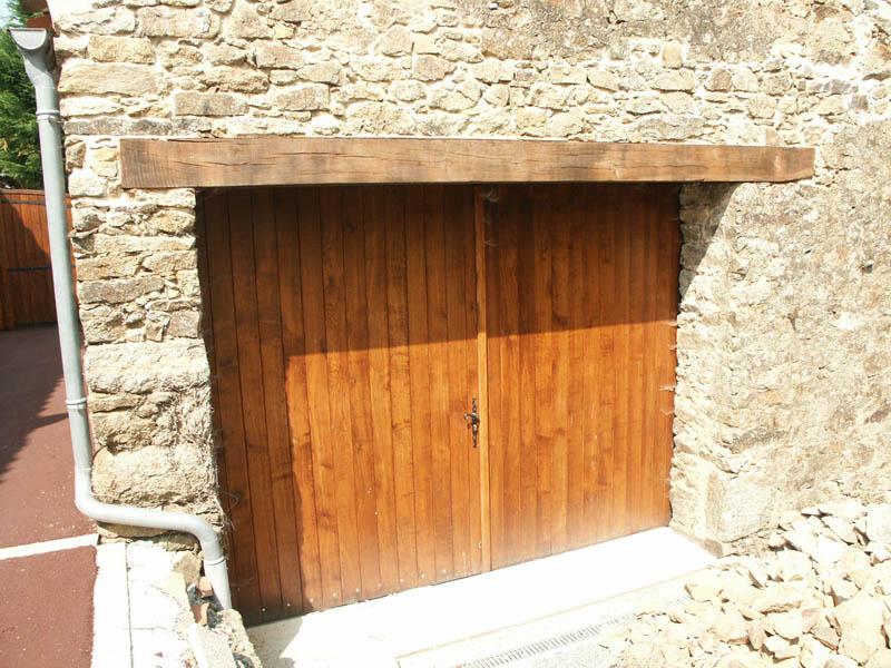 Porte de garage à St Mesmin (85)