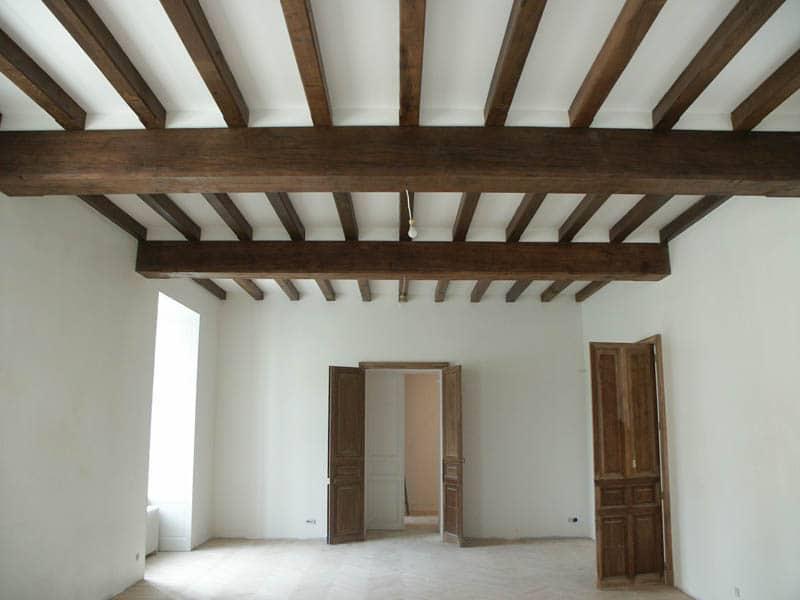 Menuiseries intérieures et solivage à La Flocelière (85)