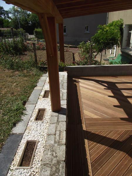 Terrasse et Pergola à Bressuire (79)