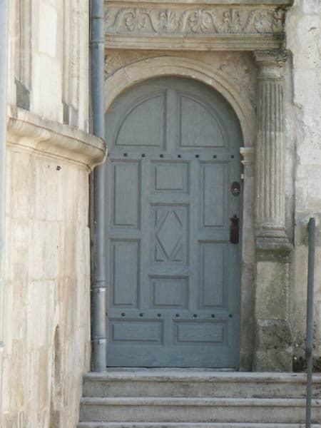 Porte de logis