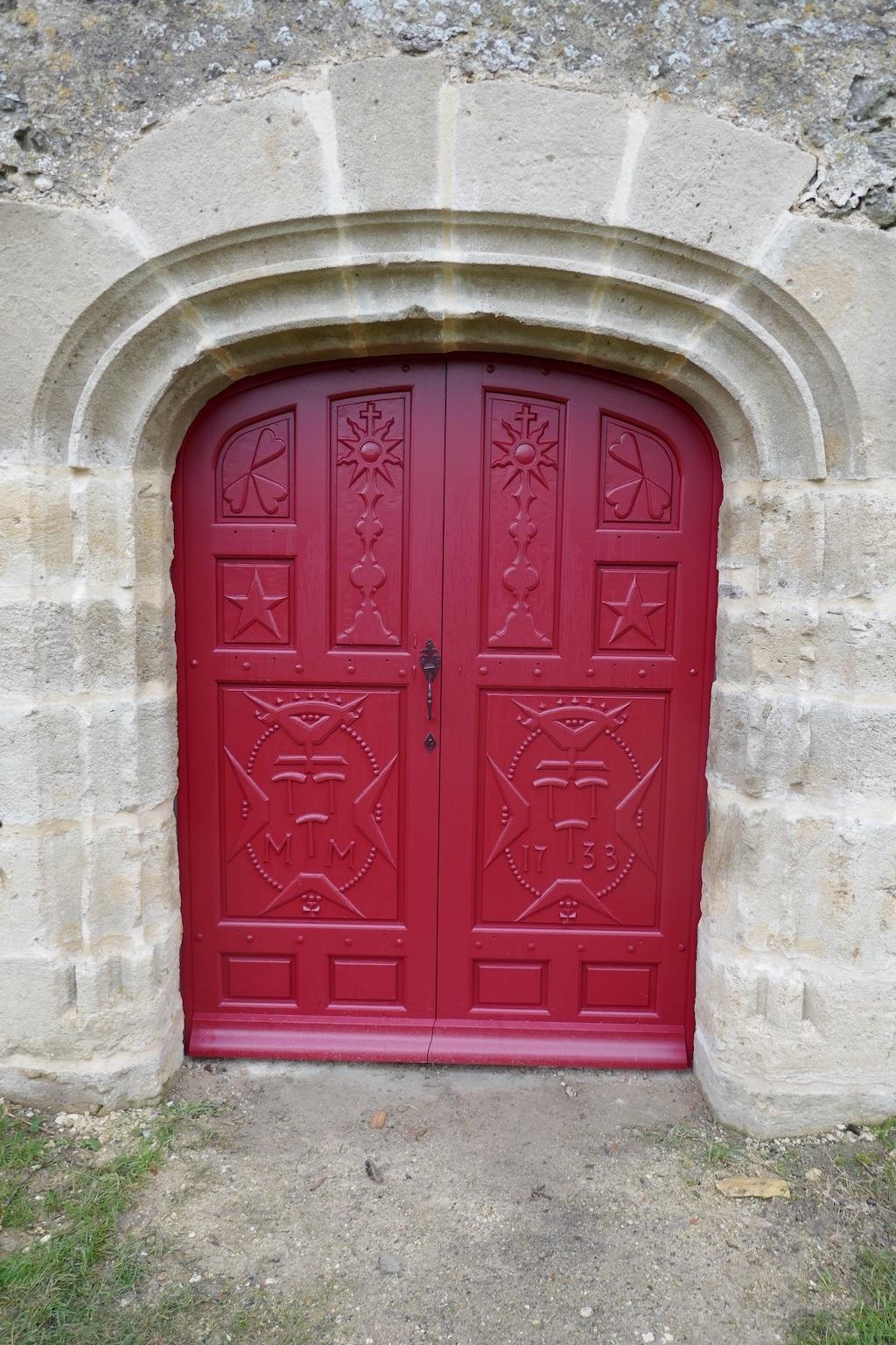 Porte patrimoine à Challans